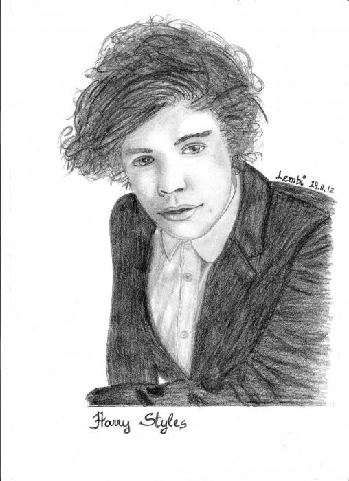 Harry Styles by -lembi-
